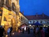 Zámek Moravská Třebová 2017