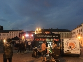 Koncert skupiny  Metalinda - náměstí Moravská Třebová (2018)